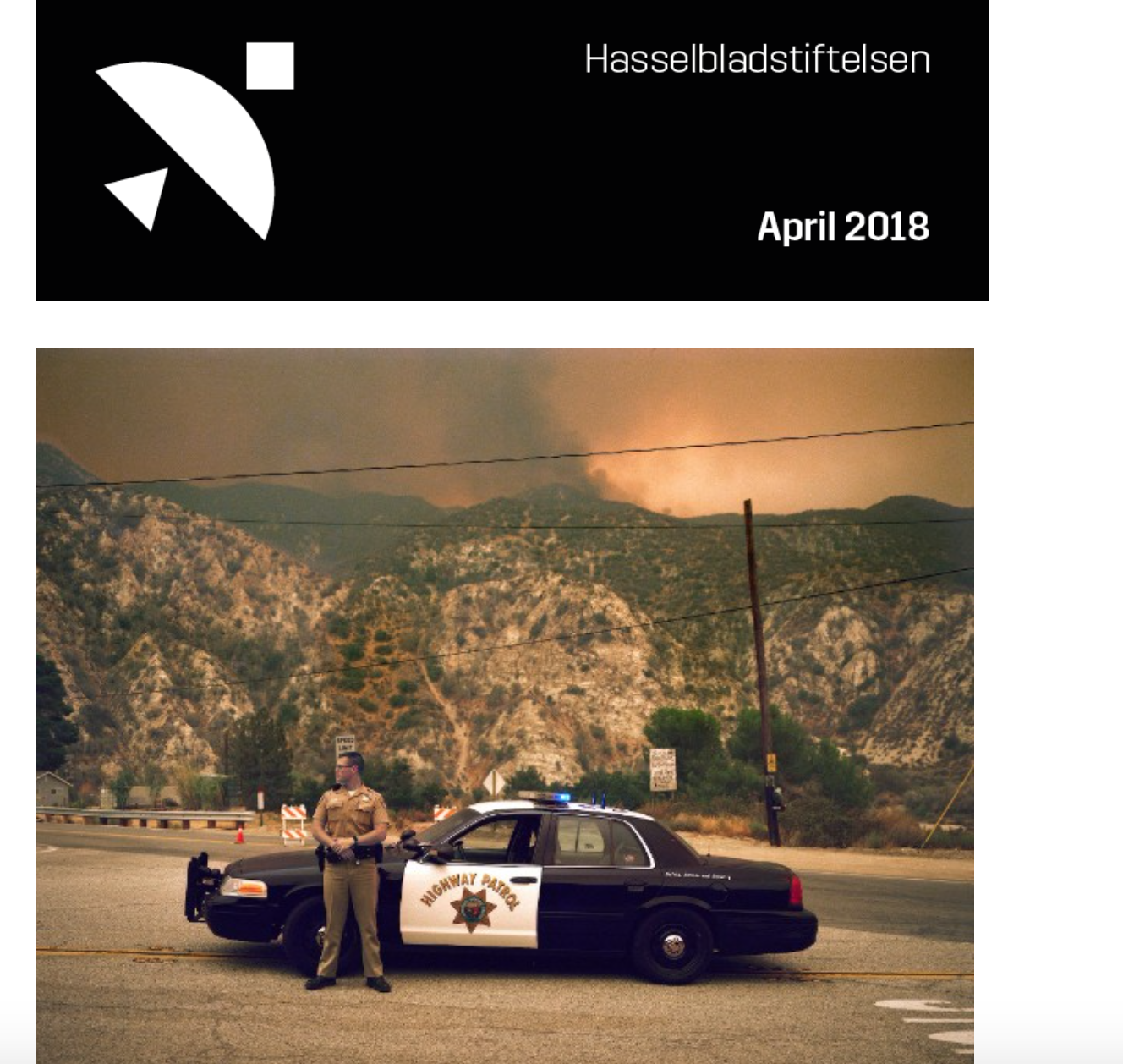 WINNER OF HASSELBLAD BIG PHOTO BOOK GRANT 2018